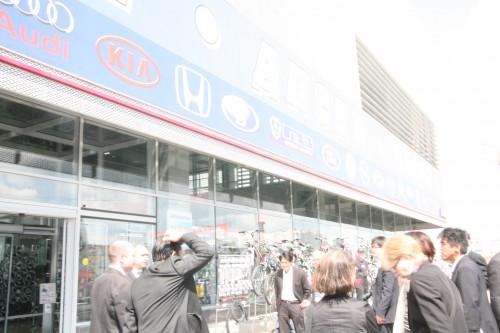 自動車整備・タイヤ販売店