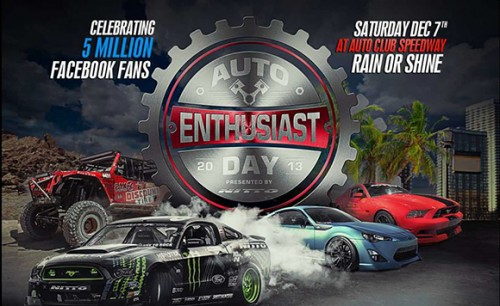 「Auto Enthusiast Day」イメージ
