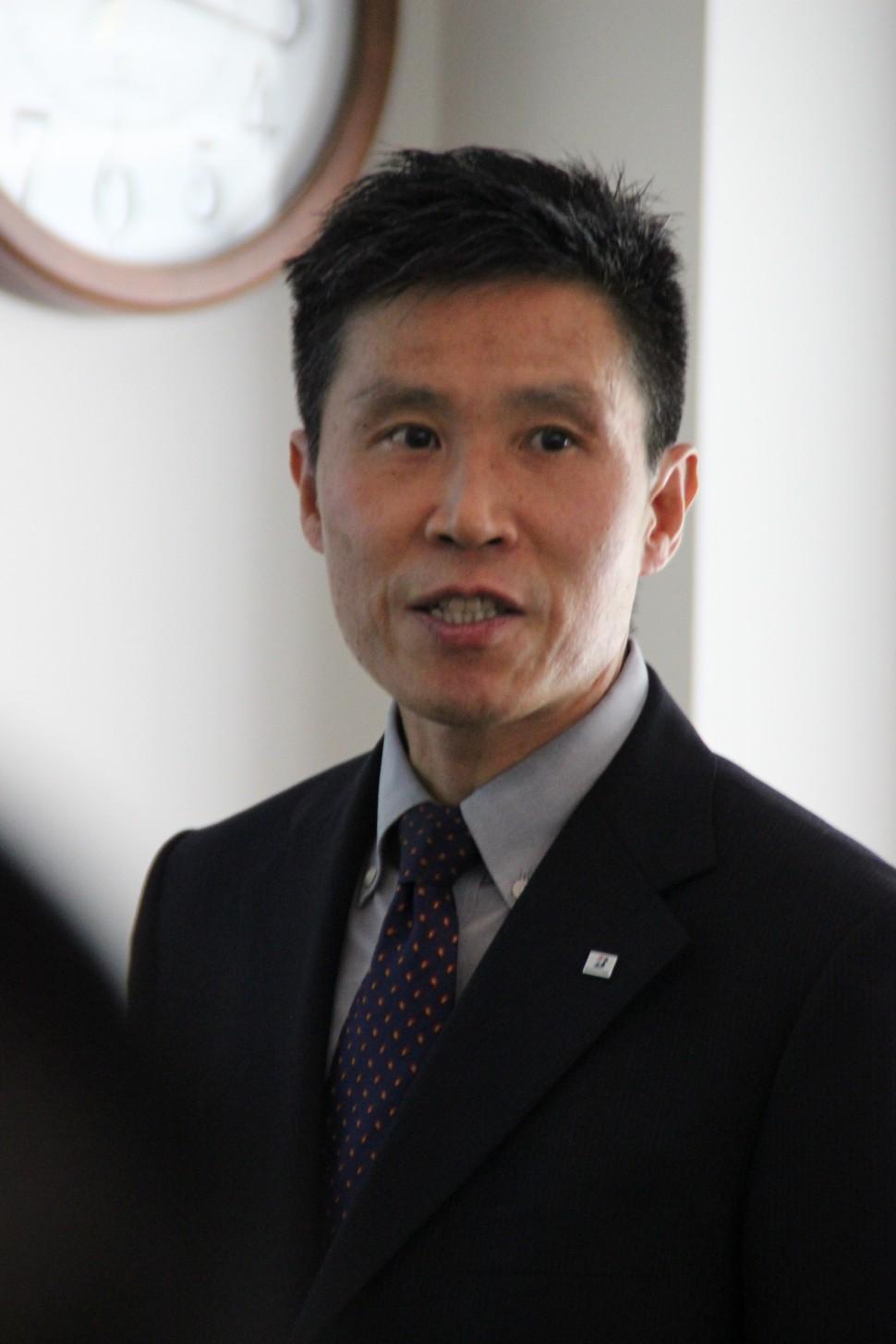 松本浩幸タイヤ研究本部操安研究ユニットリーダー