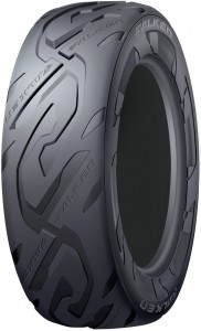ミツビシeX・コンセプト装着タイヤ