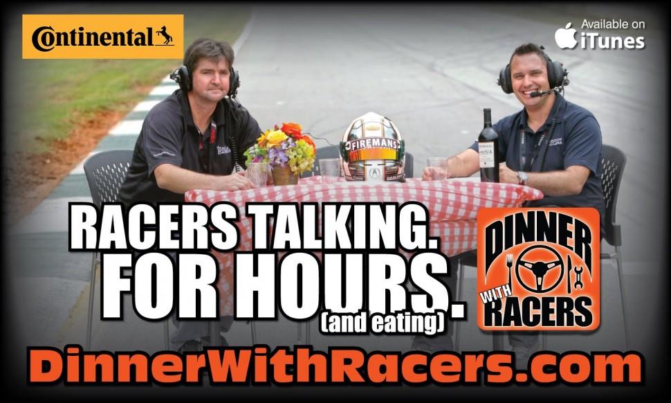 【動画】コンチネンタルタイヤ Dinner With Racers – The Prologue