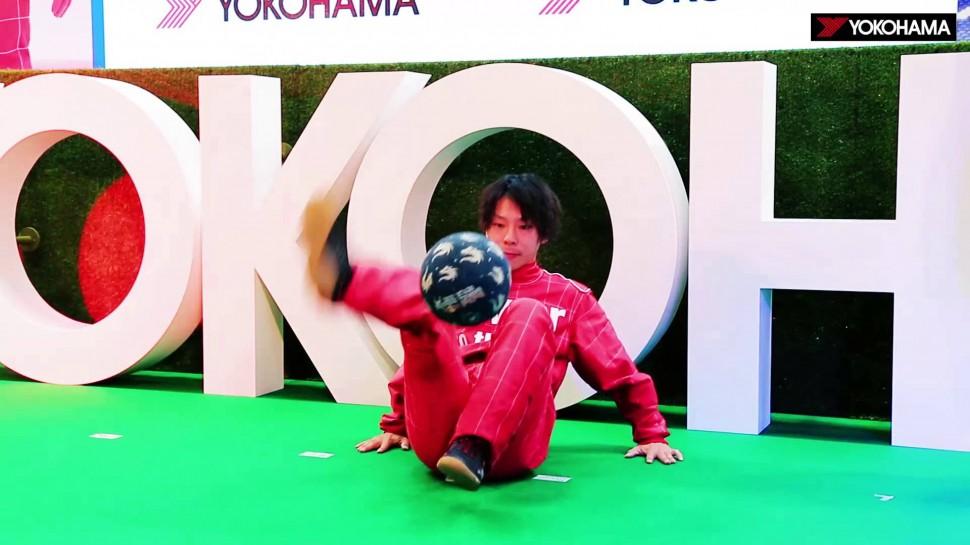 【動画】横浜ゴム TOKYO MOTOR SHOW 2015 YOKOHAMA×HIRO-K (Long version)
