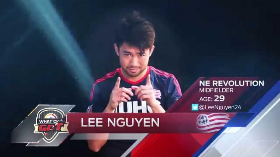 """【動画】コンチネンタルタイヤ """"What'Cha Got"""" Episode 10: NE Revolution Midfielder Lee Nguyen"""