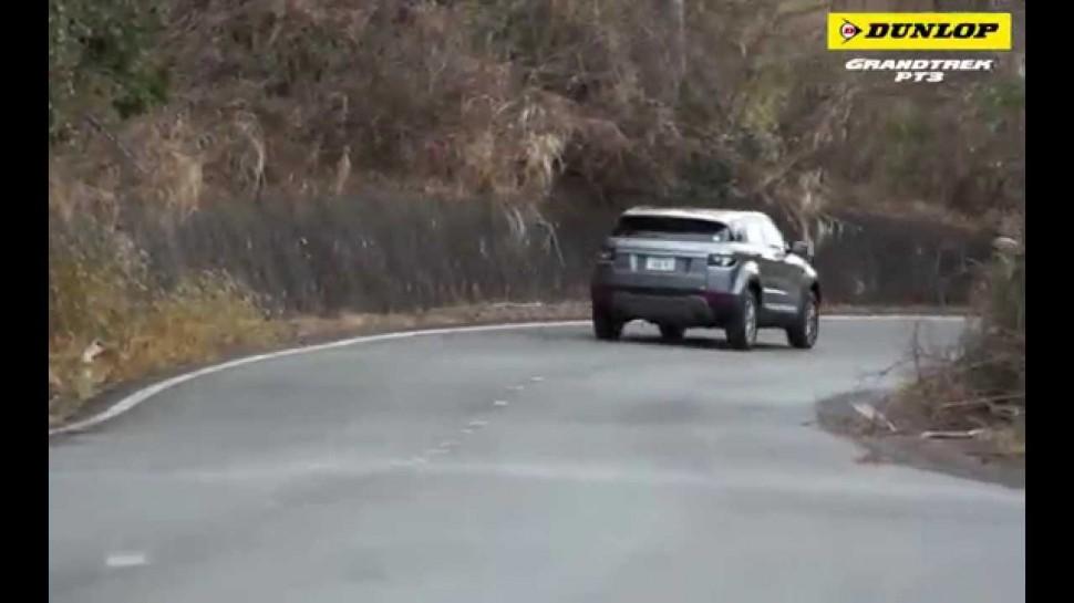 【動画】ダンロップ ワインディングロード篇|RJCカーオブザイヤー選考委員 吉田直志氏による「GRANDTREK PT3」ドライビングインプレッション|