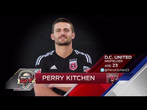 """【動画】コンチネンタルタイヤ """"What'Cha Got"""" Episode 14: DC United Forward Perry Kitchen"""