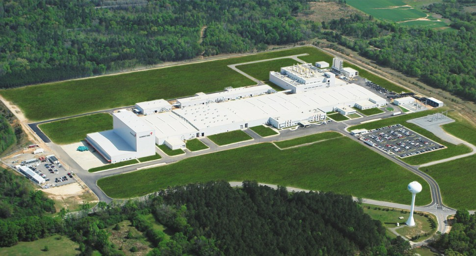 ジョージア工場