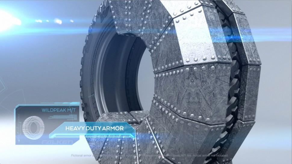 【動画】ファルケンタイヤ Falken Tires: Wildpeak M/T – Armor