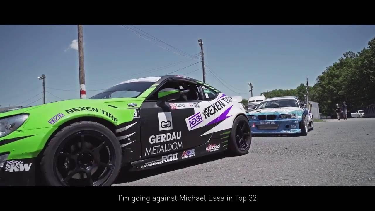 【動画】ネクセンタイヤ [NEXEN TIRE] 2016 Formula Drift 4 Round – New Jersey