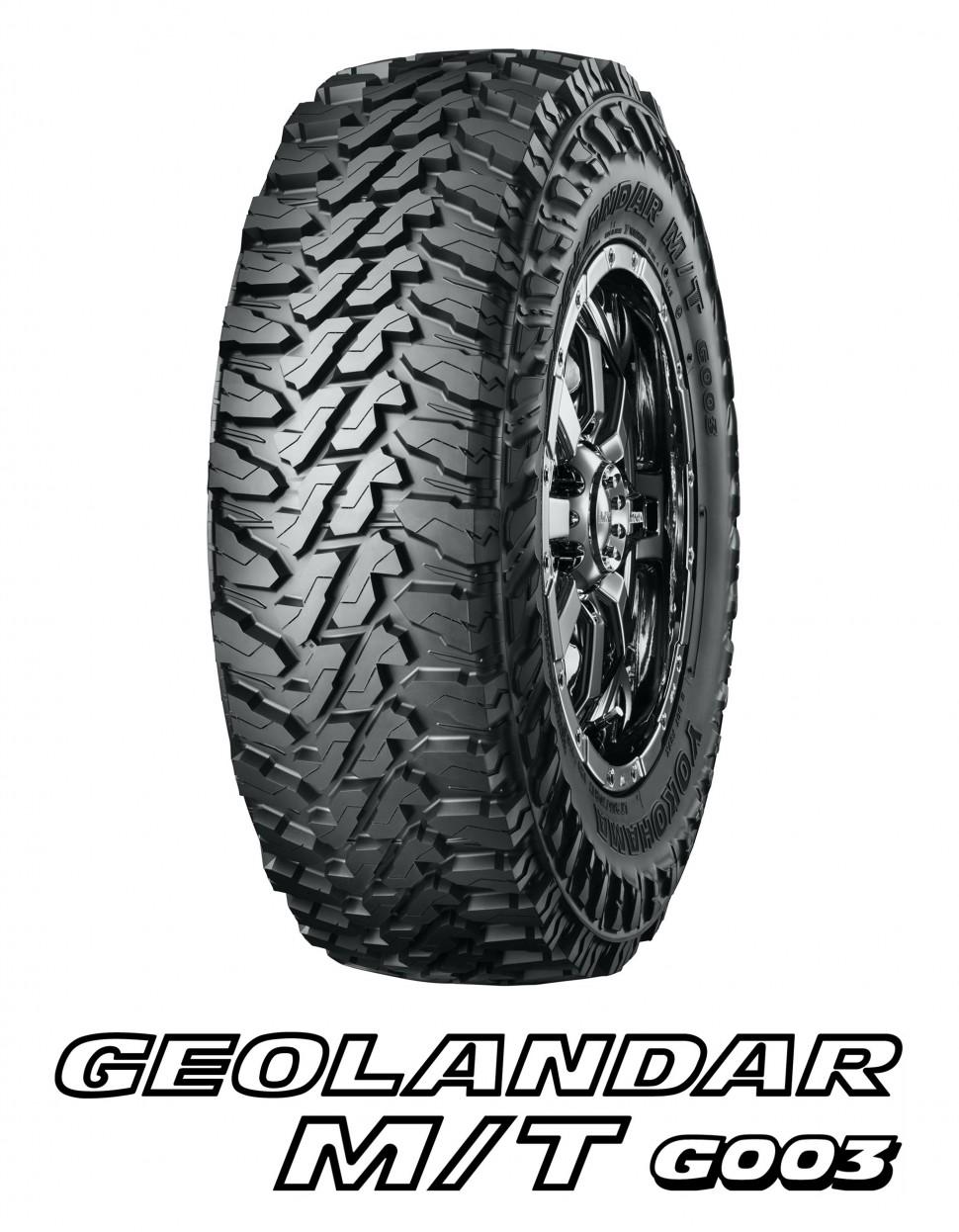 GEOLANDAR MT G003