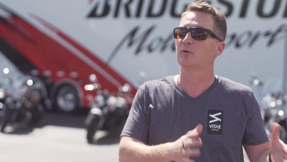 【動画】ブリヂストン BATTLECRUISE H50試乗会 (2016年10月17 20日:アメリカ・フロリダ州オーランド)