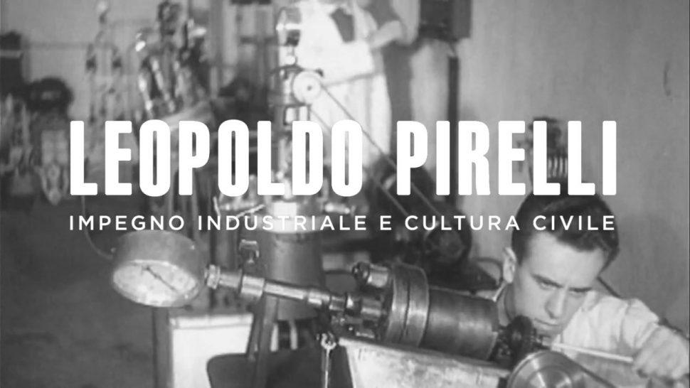【動画】ピレリ Leopoldo Pirelli