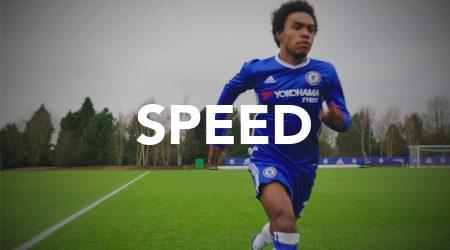 ウィリアン選手が登場する「SPEED」のワンカット