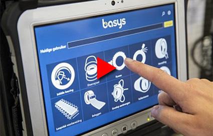 リトレッドタイヤ用デジタルソリューションツール「BASys」