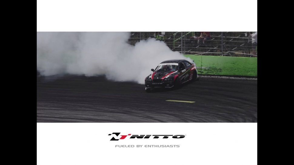 【動画】ニットータイヤ Alex Heilbrunn at 2017 Formula Drift Orlando