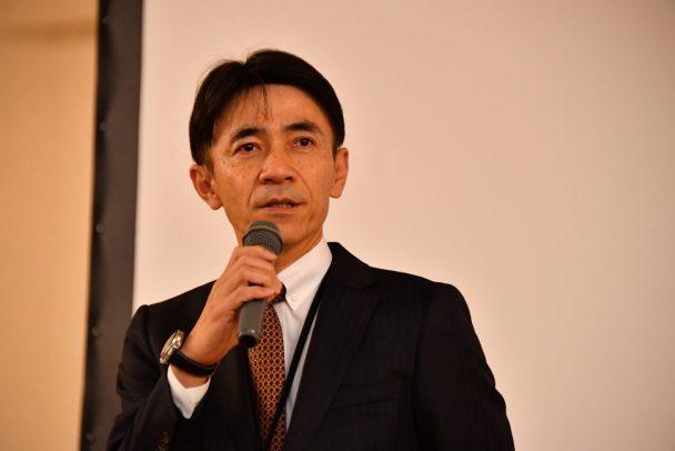野呂正樹取締役常務執行役員