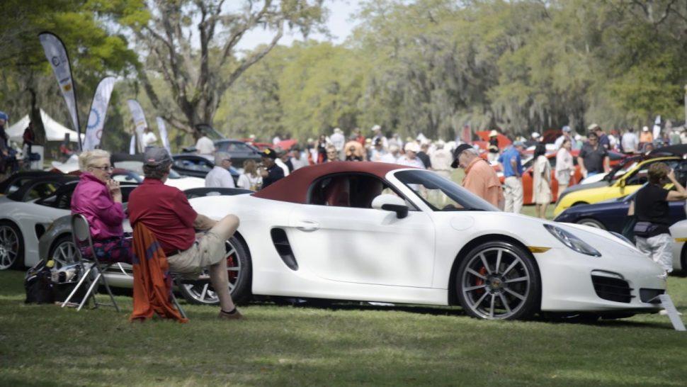 【動画】ピレリ Pirelli: Porsches, Porsches everywhere