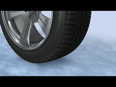 【動画】日本ミシュラン X-Ice, Ice grip