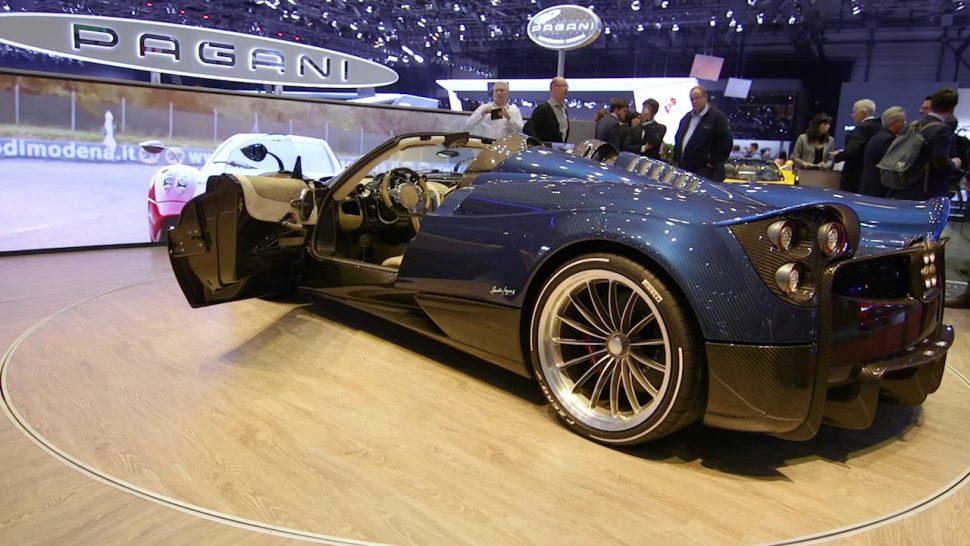 【動画】ピレリ Geneva Motorshow 2017 – Pagani