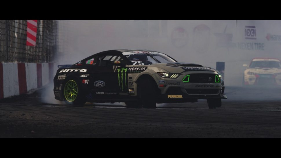 【動画】ニットータイヤ 2017 Formula Drift Canada – Don't Settle