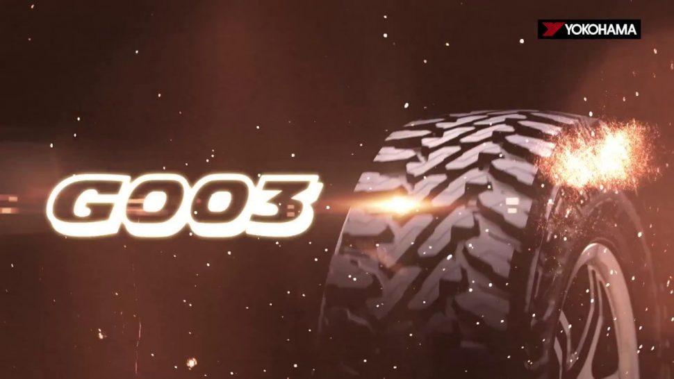 【動画】横浜ゴム SUV・ピックアップトラック向けマッドテレーンタイヤ「GEOLANDAR M/T G003」プロモーションビデオ