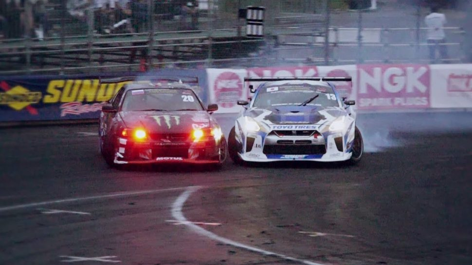 東洋ゴム動画 FIA Intercontinental Drifting Cup 2017