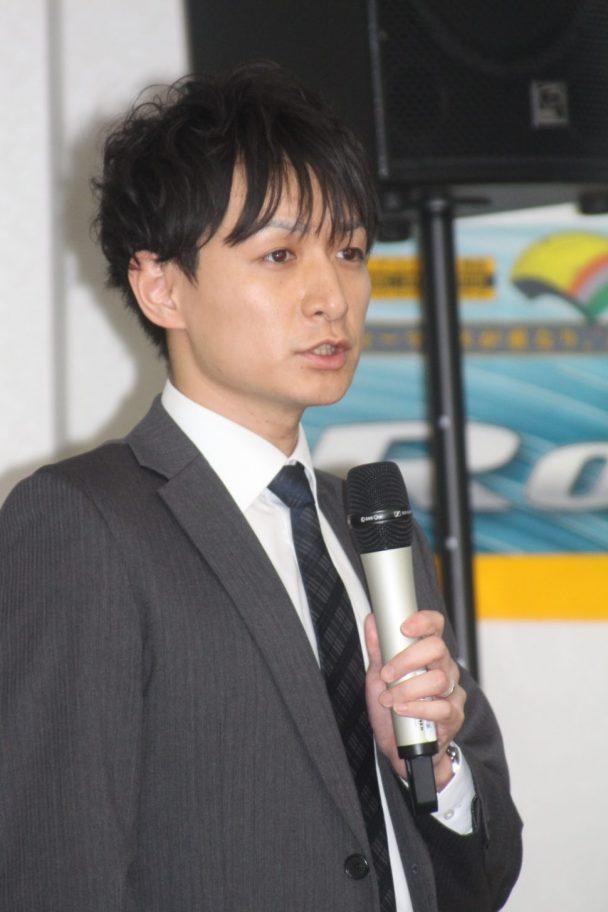 ロードスポーツ2開発担当者・第二技術部の前田陽平氏