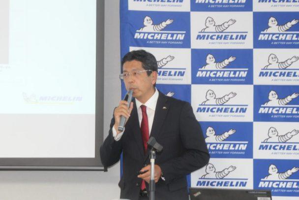 B2B事業部執行役員の高橋敬明氏