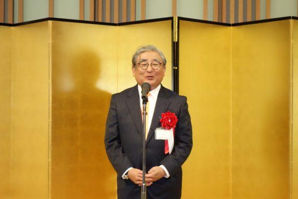オートアフターマーケット活性化連合の住野 公一代表