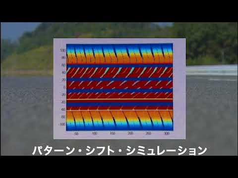 住友ゴム動画 ノイズシミュレーション(パターンシフトシミュレーション)| ダンロップ