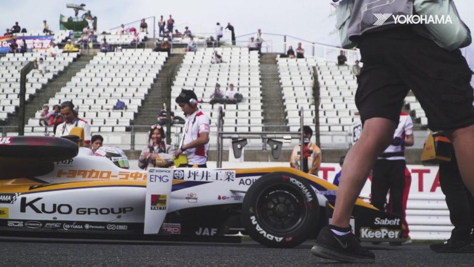 横浜ゴム Japanese Formula 3 Championship