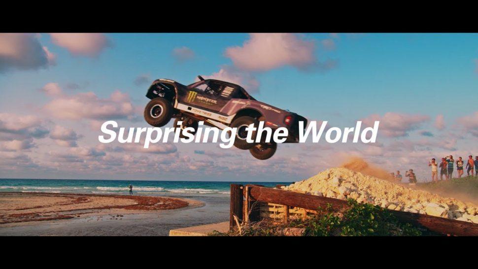 東洋ゴム動画 Surprising the World – Pleasure – 30 sec.
